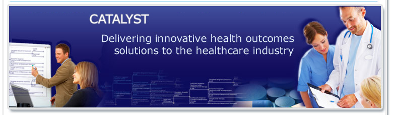 Delivering innovative health outcome solutions to the healthcare industry